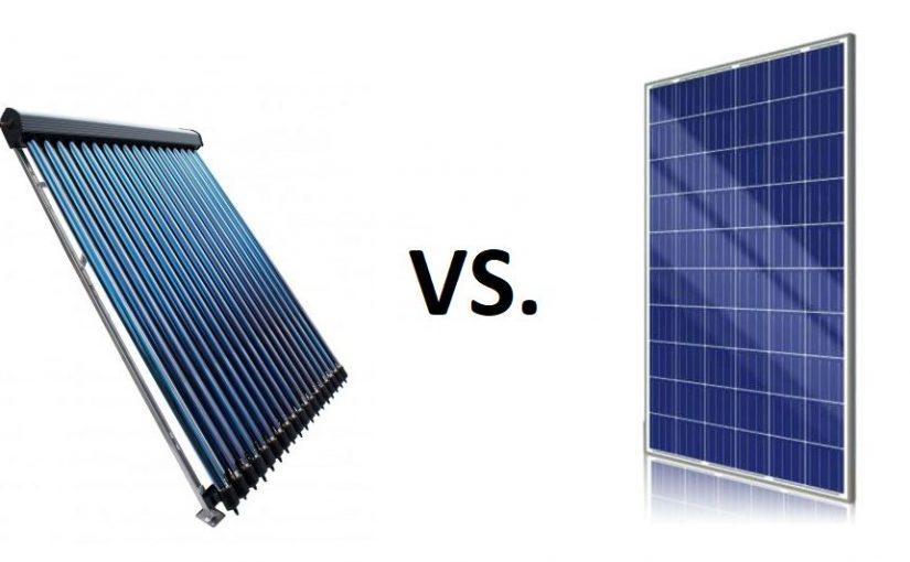 Czym różnią się kolektory słoneczne od modułów fotowoltaicznych?