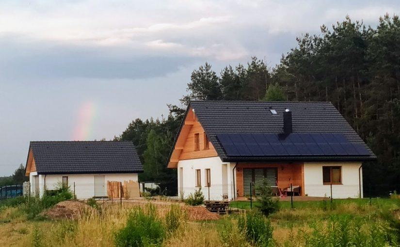 Rodzaje domowych elektrowni słonecznych